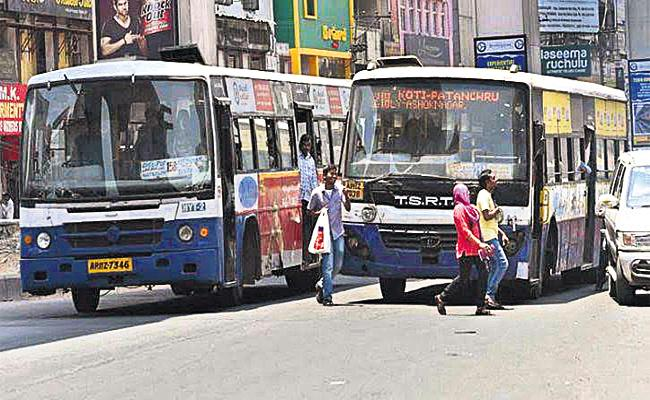 Hyderabad People Suffering With TSRTC Routes Changes - Sakshi