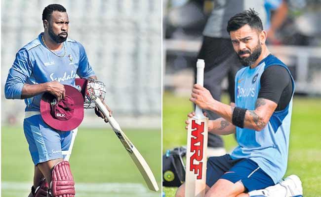 India vs West Indies 3rd T20 At Mumbai - Sakshi