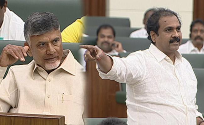 Chandrababu Is A Made In Media, says Minister Kannababu - Sakshi