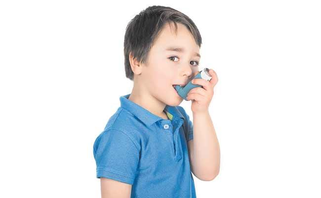 Asthma Is More Common In Childrens In The Environment - Sakshi