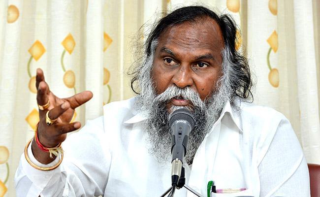 Sangareddy MLA Jagga Reddy Criticized KCR - Sakshi