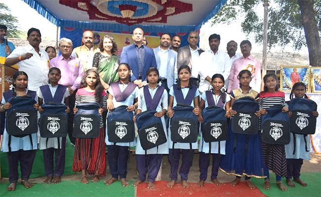 American Telugu Association Conducting Celebrations In Nirmal  - Sakshi