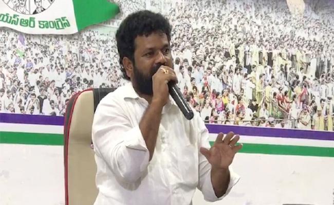 Nandigam Suresh Speech In Amaravati Over YS Jagan Welfare For SC And ST - Sakshi