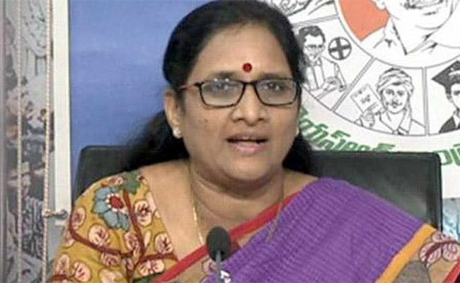 With Disha Act Good Days Are Coming For Women Says Vasireddy Padma - Sakshi