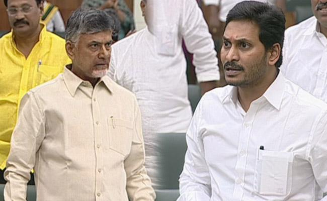 YS Jagan Open Challenge to Chandrababu Over English medium in govt schools - Sakshi
