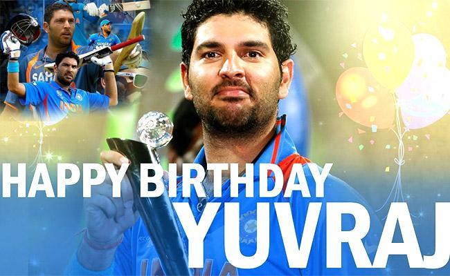 Team India Former Cricketer Yuvraj Singh Birthday Special Story - Sakshi