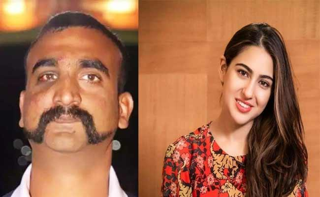 Abhinandan Varthaman And Sara Ali Khan Placed Most Searched Personalities In Pakistan - Sakshi