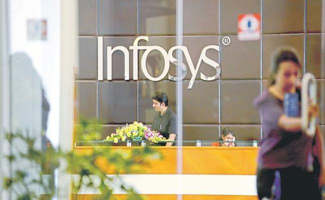 Infosys Faces Class Action For False Financial Statements - Sakshi
