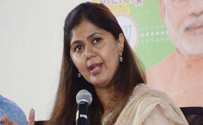 Pankaja Munde Says  Not Quitting BJP But Party Free Throw Me Out - Sakshi