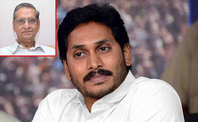 YS Jagan Condoles On Gollapudi Maruthi Rao Death - Sakshi
