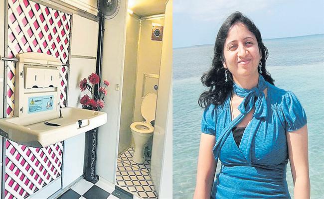 Mobile She Toilets Soon in Hyderabad - Sakshi