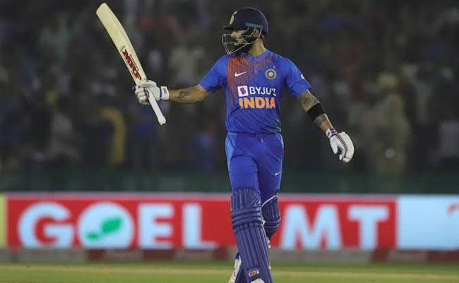 ICC T20 Rankings: Virat Kohli And Rahul Move Up - Sakshi