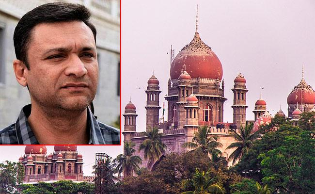 Telangana High Court Issued Notice Agains MLA Akbaruddin Owaisi - Sakshi