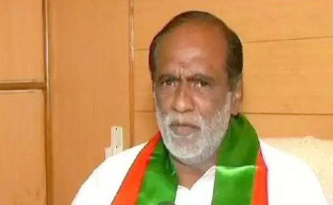 Telangana BJP State President Laxman Comments On CM KCR - Sakshi