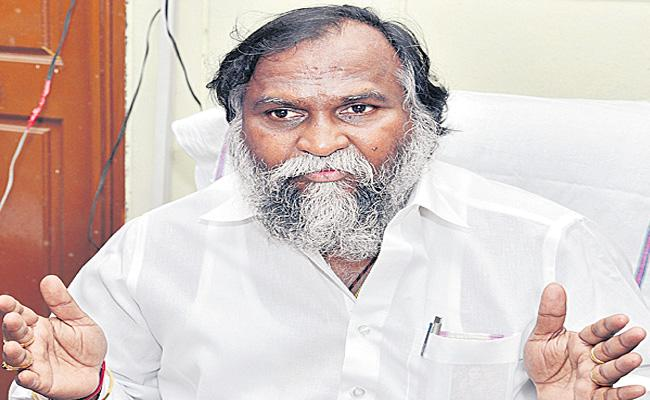 Jagga Reddy Fires On KCR Over Rythu Runa Mafi - Sakshi