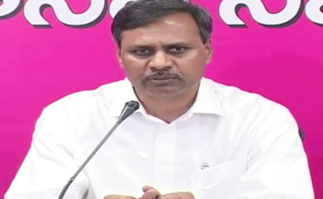 Palla Rajeshwar Reddy Took Over as Chairman of the Farmers Coordination Committee - Sakshi