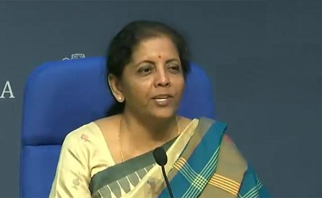 FM Sitharaman Responds On Rahul Remark - Sakshi