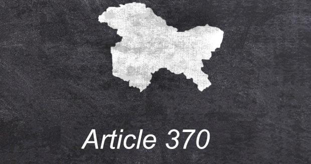 Supreme Court judge raises referendum in Article 370 case - Sakshi
