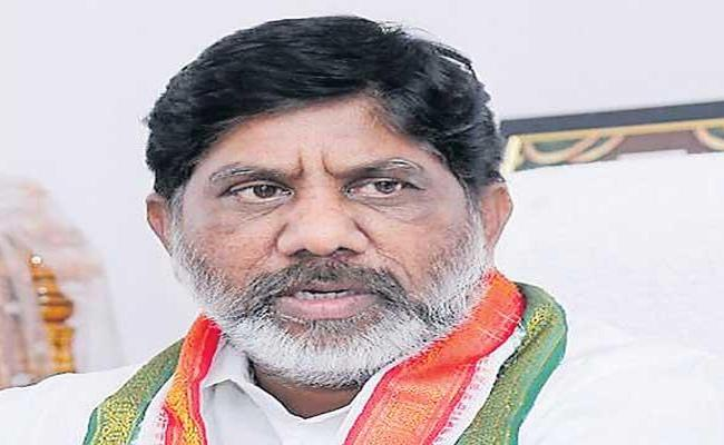 Bhatti Slams KCR Govt For Failing To Rule The State And Completing 1 Year - Sakshi