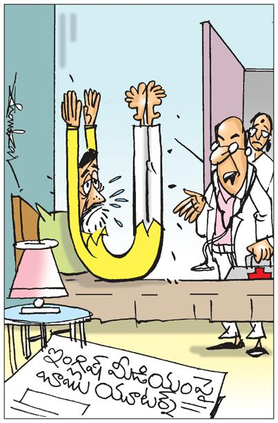 Sakshi Cartoon 13-12-2019
