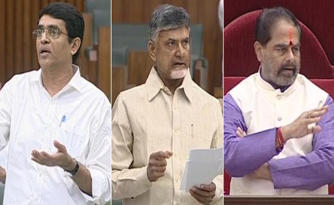 Buggana Rajendranath Reddy Introduce Resolution In Assembly To Take Action Against TDP - Sakshi