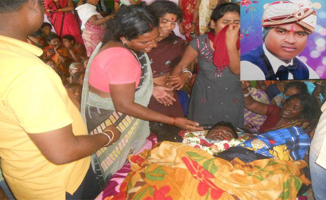 Police Constable Died  While In Duty Over Heart Attack In Adilabad - Sakshi