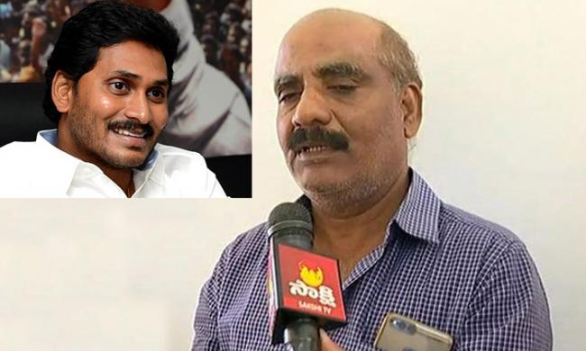 AP Disha Act 2019: Disha Father Thanks To CM YS Jagan - Sakshi