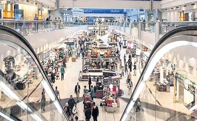 Dubai Airport Restrictions Special Story - Sakshi