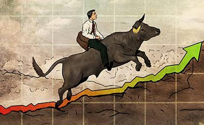 Sensex Nifty opens Higher Led By Gains In Metal Banking Shares - Sakshi