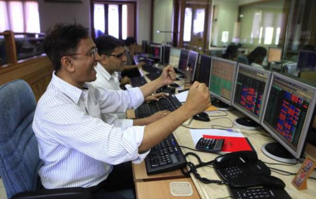 Sensex Surges On Trade Deal Hopes And Brexit Clarity - Sakshi