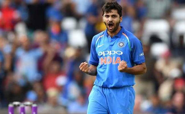 IND VS WI ODI Series: Bhuvneshwar Kumar Ruled Out - Sakshi