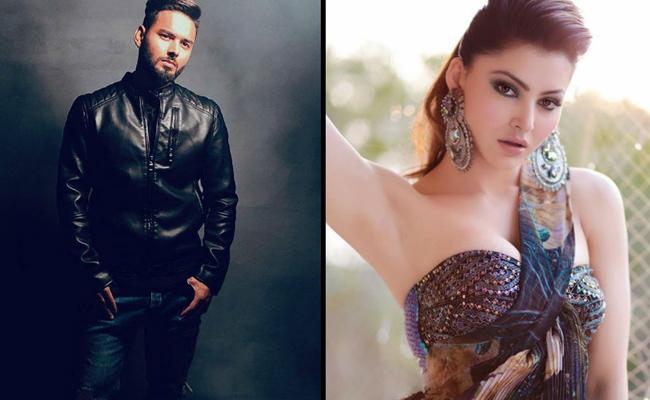 Rishabh Dating Bollywood Actress Urvashi Rautela, Rumours Goes Viral - Sakshi
