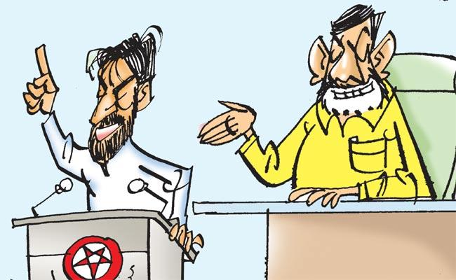 Ramachandraiah Comments On Pawan Kalyan Chandra Babu Political Drama - Sakshi
