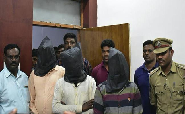 police file chargesheet in Yellapatar samatha rape, murder case  - Sakshi