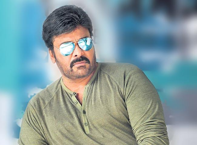 chiranjeevi with koratala shiva movie shooting in rajahmundry - Sakshi
