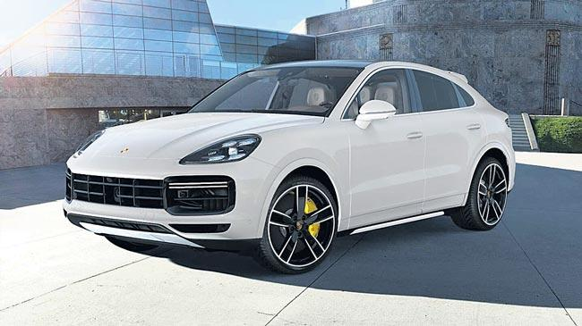 Porsche bets rich Indians will pay to show off electric cars - Sakshi
