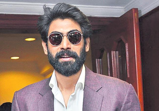 Rana Daggubati Spoke About The Hiranya Kashyapa Film - Sakshi