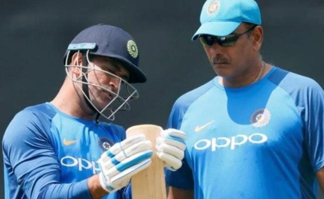I will Argue With Anyone Who Wants To Argue, Ravi Shastri - Sakshi