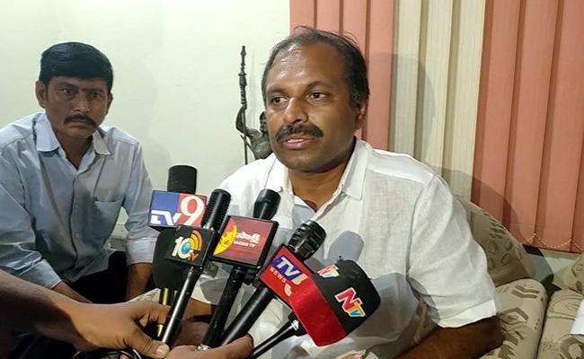 Chief Whip Srikanth Reddy Slams On Chandrababu Naidu And TDP In Kadapa - Sakshi