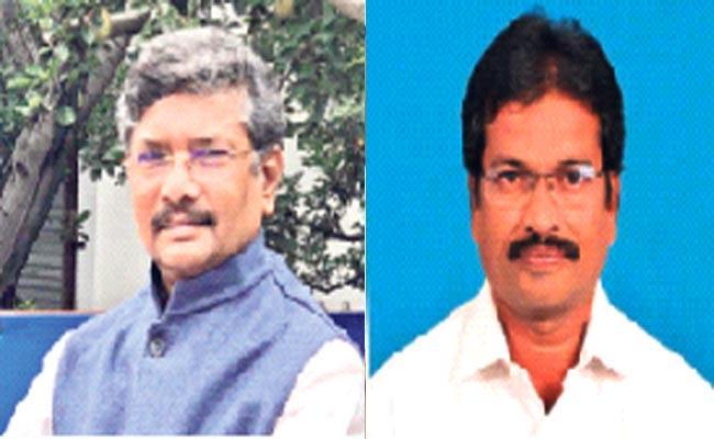 AP NGO Vice President Pasupuleti Srinivas Fires On Chandrababu - Sakshi