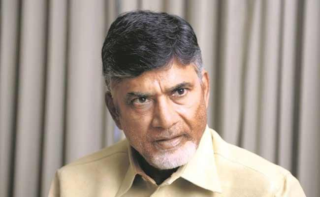 Chandrababu Naidu Comments On YSRCP Government - Sakshi