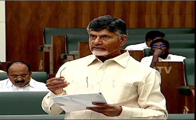 Chandrababu Inappropriate Comments On Disha Act Bill - Sakshi