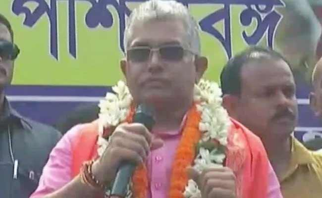 Dilip Ghosh Says Citizenship Law Will Be First Implemented In West Bengal - Sakshi