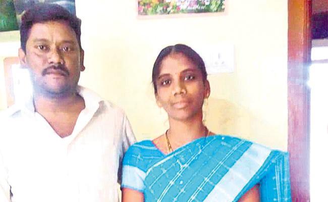Wife And Boyfriend Killed Husband in Hyderabad - Sakshi