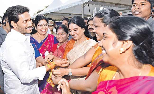 Jagan Mohan Reddy Shown Disha To The Country - Sakshi
