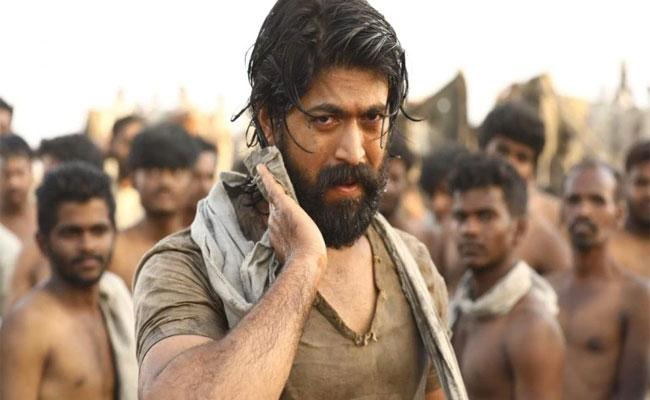 KGF Chapter 2 First Look Poster To Release On December 21 - Sakshi