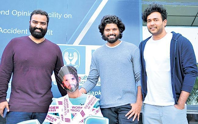 mathu vadalara movie released on dec 25 - Sakshi