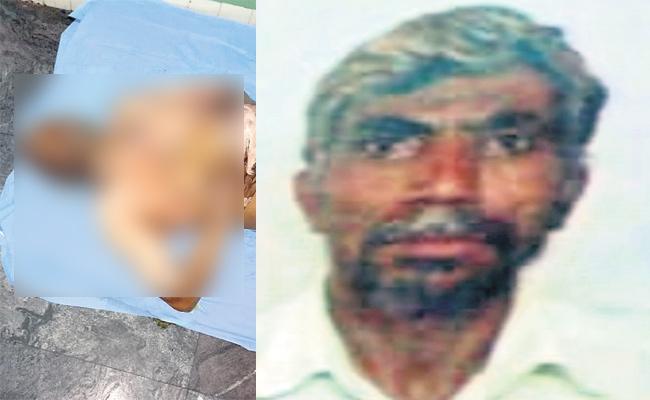 Petrol Attack Victim Watchman Saranappa Died in Hospital - Sakshi