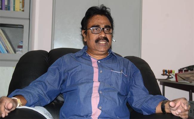Telugu Academy Director Peta Srinivasulu Reddy Interview In Chittoor - Sakshi