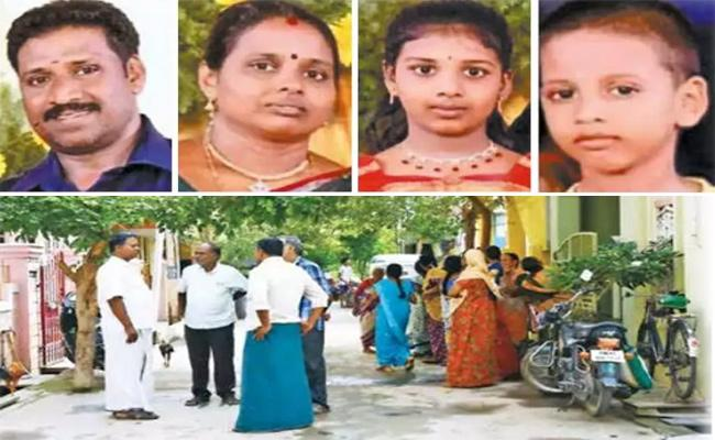Two Families Commits Suicide in Tamil Nadu - Sakshi